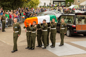 Thomas Kents Funeral, Castlelyons September 18th 2015